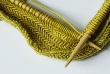 Knitting / by Kate Anonymous