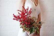 Red Wedding Details / Love a bold red wedding? You're not alone. Here are the brightest red wedding ideas, from red wedding decorations to all kinds of details with a red wedding theme and even red wedding dresses.