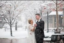 Winter Weddings / Find all the inspiration you need for a winter wedding. Save winter wedding ideas and the best details from real life winter weddings to inspire your own beautiful, wintry wedding day.