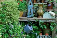 Potting Table Delight