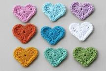 Crochet: Appliques / by Melina Dahms