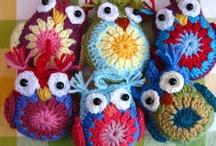 Crochet: Toys and Amigarumi / by Melina Dahms