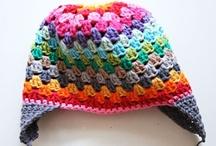 Crochet: Hats / by Melina Dahms