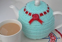 Crochet: Tea Cosies and Kitchen Stuff / by Melina Dahms
