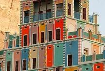 Crochet Inspiration: Architecture / by Melina Dahms
