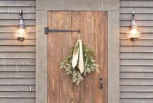 Home | Doors / by Kate Anonymous