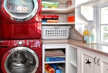 Home | Laundry Room / by Kate Anonymous