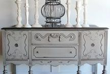 Painted GRAY Furniture