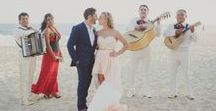 Beach Wedding Ideas / A beach wedding may be exactly what you're dreaming of. Save these beach wedding ideas and beach wedding decorations to make sure every element of your wedding is picture perfect.