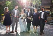 Wedding Party / From bridesmaids to groomsmen, these are some of our all-time favorite wedding party ideas and inspiration for making your wedding party look their absolute best. Bring on the wedding party pictures.