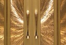 Gold Doors / Gold Doors Galore!