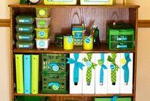 Classroom Decoration and Organization / by Laurel Schmitz