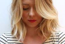 Hair | Medium / by Kate Anonymous