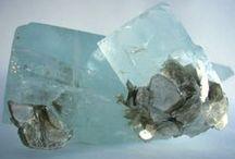 Crystals, Rocks, Minerals