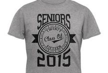 Graduation at Old Glory / No matter where you are graduating from (high school, college, first grade) we have you covered with awesome shirts / by Old Glory