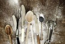 Les ustensiles de cuisine / Les ustensiles de cuisine, des outils essentielles pour cuisiner toute sorte de recettes.