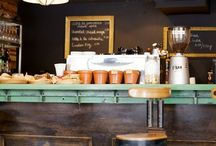 Decor (coffee shop?)