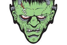 Custom Monster Guitar Picks / Hot Picks USA Custom Monster Guitar Picks