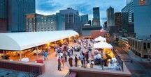 Denver Wedding Venues / The Mile High city has more to offer than incredible backdrops of the Rocky Mountains, from the industrial RiNo neighborhood to the artsy Santa Fe district there are an unprecedented number of urban chic venues that will put you head over heels.