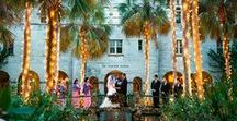 Florida Weddings / Planning a Florida Wedding? From Florida wedding photographers to wedding venues, get inspired by these vendors to create the romantic celebration of your dreams.