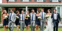 Maine Weddings / Plan a gorgeous Maine wedding full of sweet charm with the help of these Maine wedding venues, photographers and vendors.