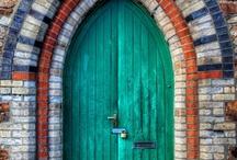 Doors / I love an amazing door!