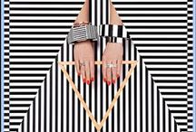 dots and stripes / by colene.info