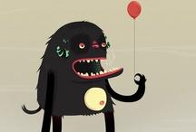 Jack´s Nightmare / Fine Art, Illustration, Character & Animation Design / by viggiolo.com
