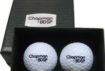 Personalised Golf Gift Packs / Create a personalised selection of golf course accessories to make a great impression on your customers, friends or family. Can contain a variety of pieces including golf balls, ball markers, pitch repairers, towels & tees.