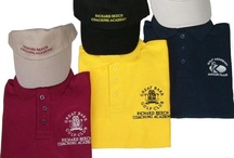 Personalised Golf Clothing / Spectrum Golf offer branded polo shirts, beanies, caps, gloves and more for your corporate or society events. Embroidered to a high standard you can put your logo on display when out and about on the course.  http://www.spectrumgolf.co.uk/clothing.html