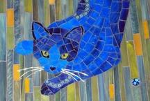 mosaics / by Doreen Lickacz