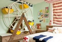 Home.Kids Room / by showBOO K