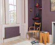 Bisque Decorative Panel Radiator / The Decorative panel is a smart update of the standard radiator. We've specifically designed the sections to give the most pleasing proportions and added a neat grille to hide the fins on the low models and some side panels on the vertical models. And it's available in wide range of colours and finishes to boot.