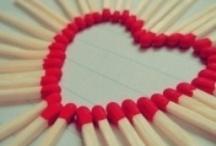 Hearts everywhere  / by Yasmin Melo