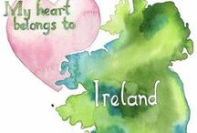 Ireland Love / Places I would like to visit on my Dublin vacation, including some places outside of Dublin.