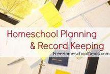 Homeschool / by Stephanie Jedlicka