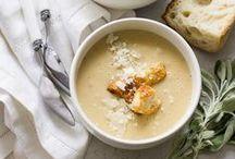 savoury - soup