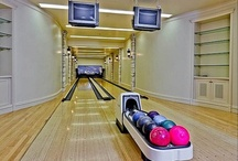 Game rooms/Bowling alleys