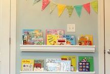 Playroom (new house)  / by Ruthie Moffett