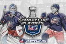 Because It's the Cup / The best is yet to come, and you can be sure that we have our eyes on the cup / by Columbus Blue Jackets