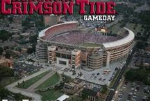 The Perfect Gameday Weekend In Tuscaloosa  / Here is a list of 10 things you must do on a gameday weekend in the City of Champions! ROLL TIDE / by Visit Tuscaloosa