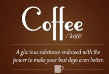Coffee Talk / Coffee is inspiring!