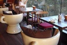 Coffee Shops / Fun-looking Coffee Shops we found on Pinterest...
