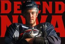 #DefendNWA / by Columbus Blue Jackets