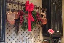 Christmas Kitchen/Pantry