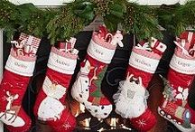 Christmas Stockings Were Hung By The Chimney
