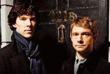Sherlock / by Yasmin Melo