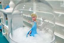 Frozen Birthday Party Ideas / Ideas for a Frozen Birthday Party / by Charlene Haugsven (My Frugal Adventures)