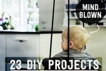 Projects With Kids / Fun projects that are fun for adults and children  / by Monkey Bar Storage
