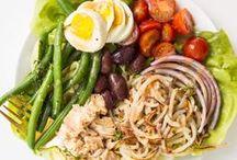 savoury - salad